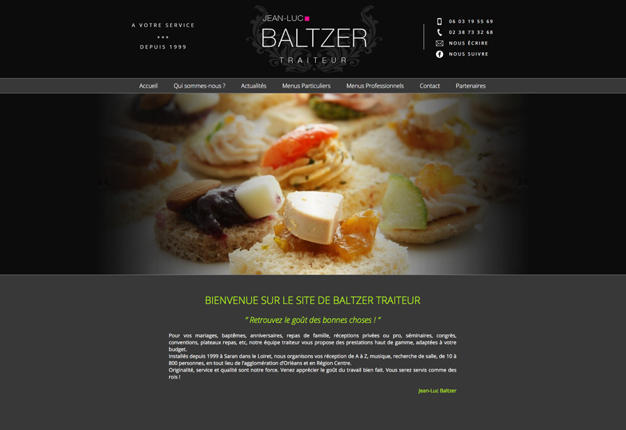 BALTZER-TRAITEUR